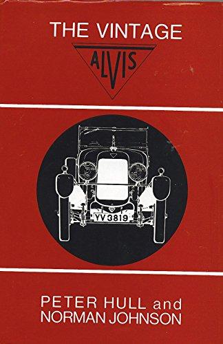 9780952533405: The Vintage Alvis