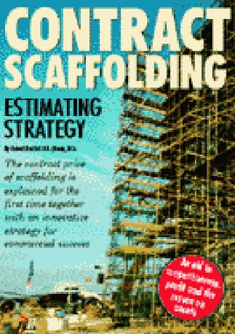 9780952540601: Contract Scaffolding: Estimating Strategy
