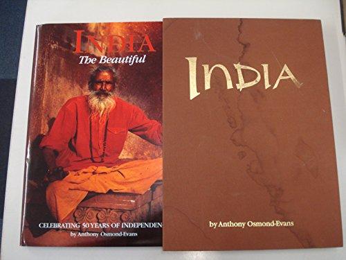9780952541011: India the Beautiful: Celebrating 50 Years of Independence