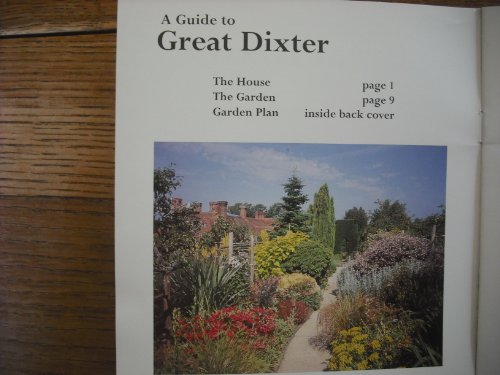 9780952547105: Guide to Great Dixter