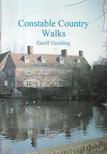 9780952547846: Constable Country Walks: 15 Circular Walks, in and Around the Stour Valley, Including Flatford Mill, Dedham, Polstead and Nayland (Micro rambler)