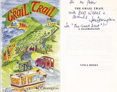The Grail Trail: Jane Ellerington