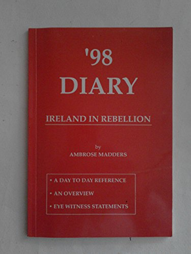 98 Diary Ireland in Rebellion: Madders, Ambrose