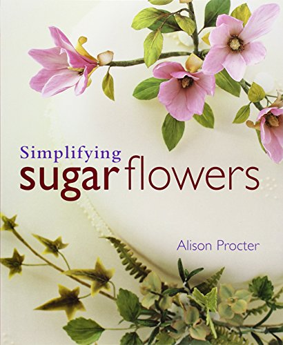 9780952584810: Simplifying Sugar Flowers