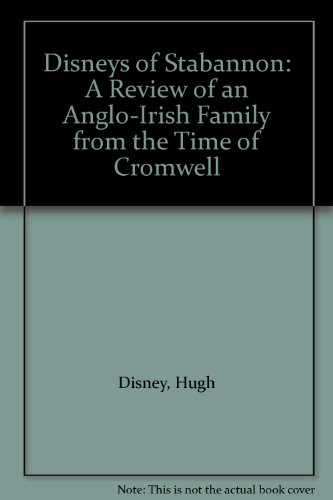 9780952590804: Disneys of Stabannon: A Review of an Anglo-Irish Family from the Time of Cromwell