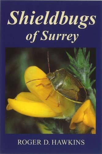 Shieldbugs of Surrey.: Roger D Hawkins