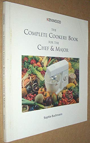 9780952626206: Complete Cookery Book for the Chef and Major
