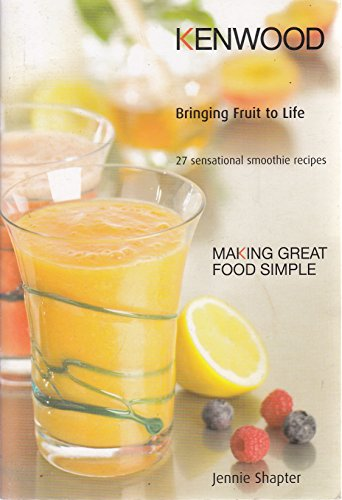 Kenwood recipes for the Kenwood Chef and: Shapter, Jennie
