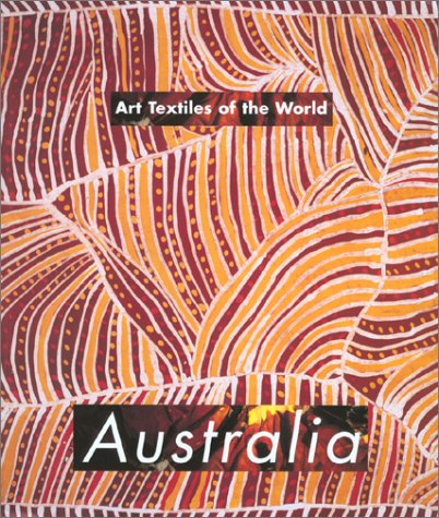 Art Textiles Of The World Australia: Matthew Koumis