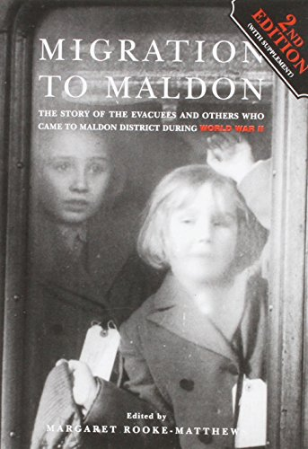 9780952638711: Migration to Maldon