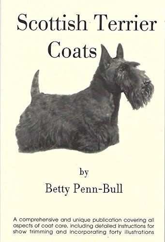 The kennelgarth Scottish Terrier Book: Betty Penn Bull