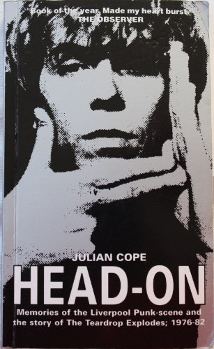 9780952671909: Head-on: Memories of the Liverpool Punk Scene and the Story of the
