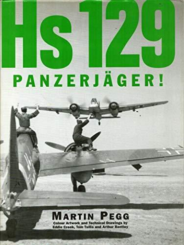 9780952686712: Hs 129 Panzerjager!