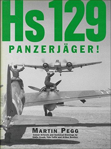 Hs 129 Panzerjager!: Pegg, Martin