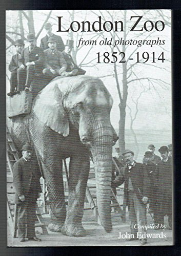 9780952709909: London Zoo from Old Photographs 1852-1914