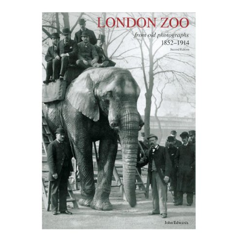 9780952709916: London Zoo from Old Photographs 1852-1914