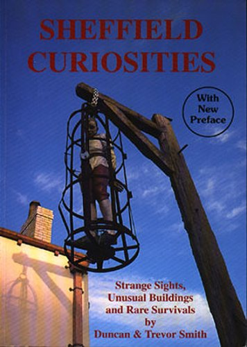 9780952723523: Sheffield Curiosities: A Guide to Strange Sights, Unusual Buildings & Rare Survivals