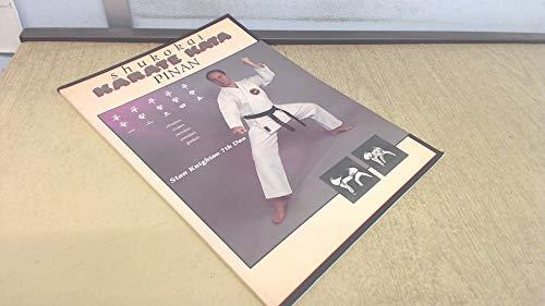 9780952738206: Shukokai Karate Kata Pinan