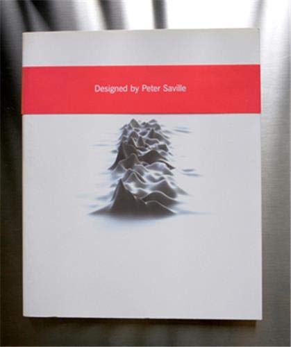 9780952741428: Designed By Peter Saville /Anglais