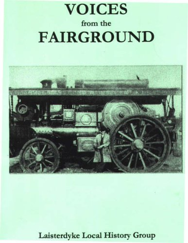 9780952748847: Voices from the Fairground