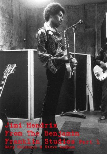 9780952768654: Jimi Hendrix: From the Benjamin Franklin Studios, Part 1 (Pt. 1)