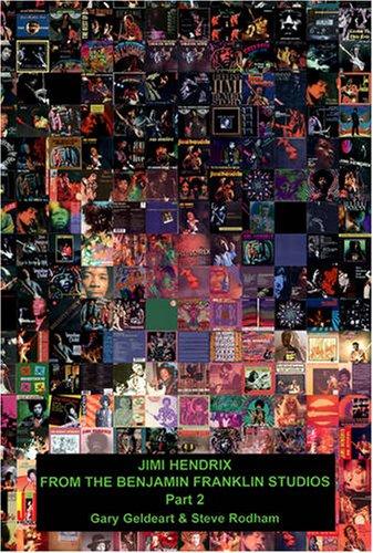9780952768661: Jimi Hendrix - From the Benjamin Franklin Studios (Pt. 2)