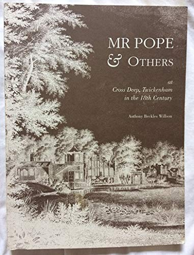 Mr. Pope and Others: At Cross Deep,: Willson, Anthony Beckles