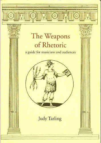 The Weapons of Rhetoric. A Guide for: TARLING, Judy [New.