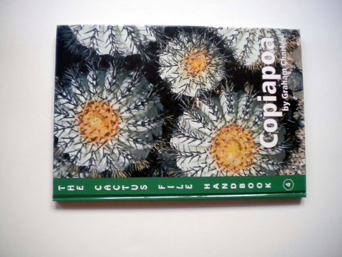 9780952830252: Copiapoa Cactus File Handbook: Vol 4