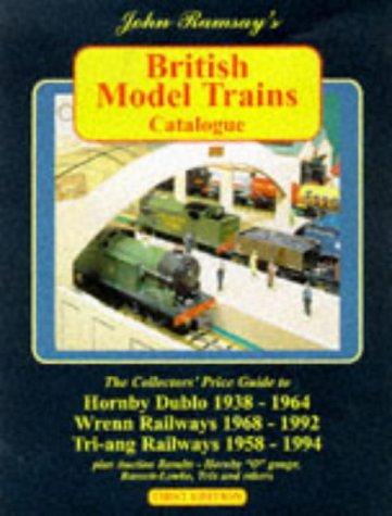 9780952835233: British Model Trains Catalogue: Hornby Dublo and Wrenn Railways