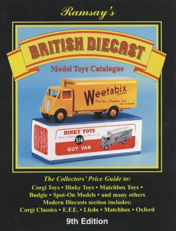 9780952835264: British Diecast Model Toys Catalogue