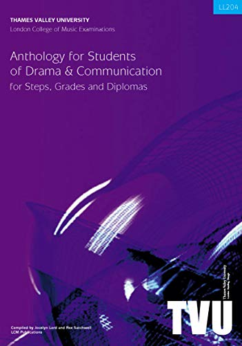 9780952837534: Lcm Anthology for Students of Dramacommu