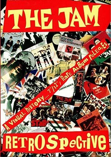 """The """"Jam"""" (Retrospective): A Visual History.7""""/12""""/Rare Album ..."""