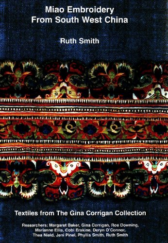 9780952880417: Miao Embroidery from South West China: Textiles from the Gina Corrigan Collection