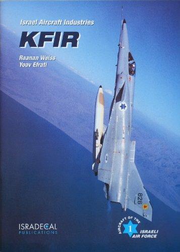 9780952886716: Israel Aircraft Industries KFIR