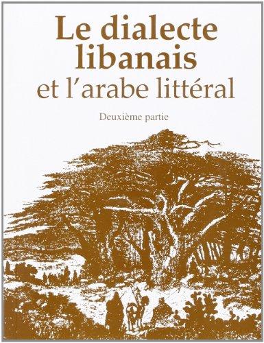 9780952888253: Dialecte Libanais T. 2 Bilingue (+ Libanais) (avec CD)