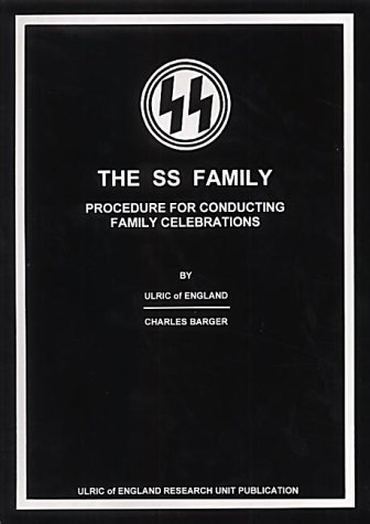 9780952910312: The SS Family: Procedure for Conducting Family Celebrations
