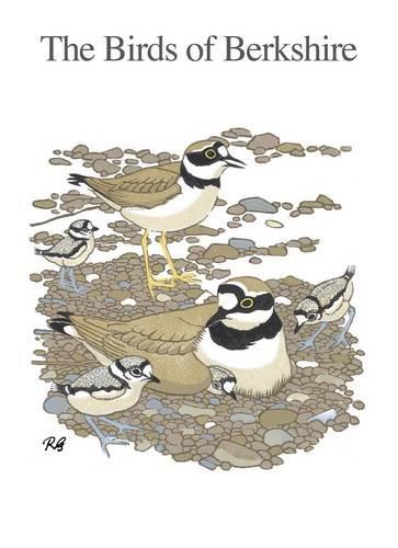 9780952929710: The Birds of Berkshire: Atlas and Avifauna