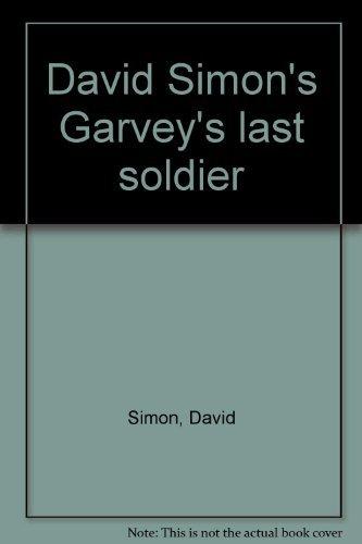 9780952935513: Garvey's Last Soldier