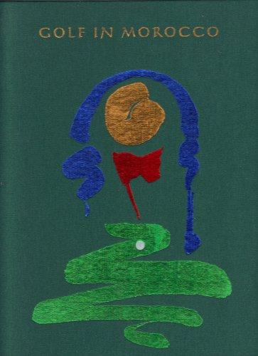 Golf in Morocco/Land of Wonders: Ward, Barry; McArthur, Tom