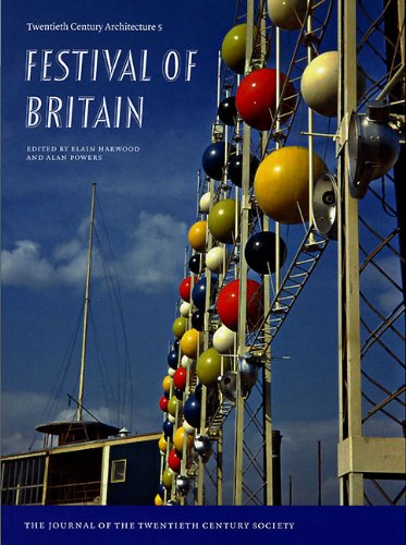 FESTIVAL OF BRITAIN. Twentieth Century Architecture 5