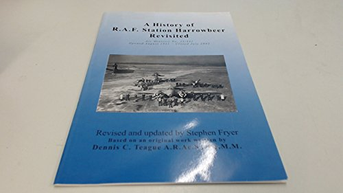 9780952992219: A History of RAF Harrowbeer Revisited