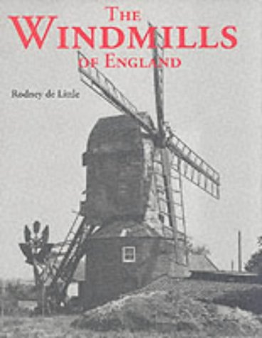 9780952993001: The Windmills of England