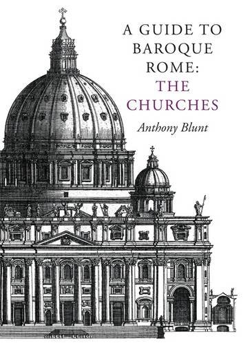 9780952998655: Baroque Rome: The Churches (v. 1)