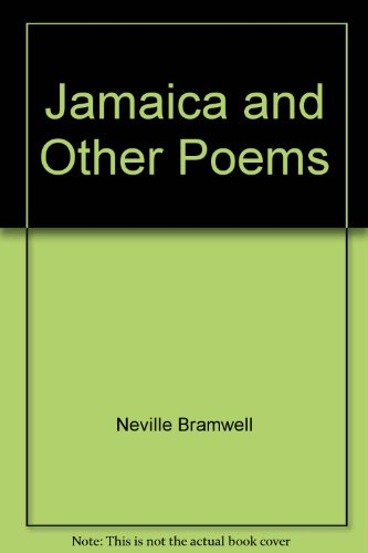 9780953000135: Jamaica and Other Poems