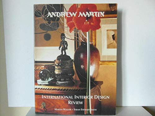 9780953004515: Andrew Martin Interior Design Review