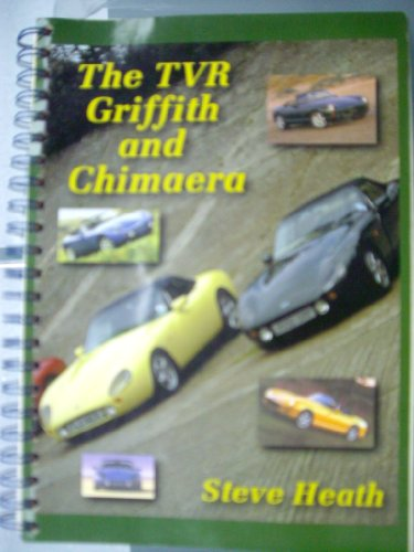 9780953033515: Tvr Griffith and Chimaera Pb