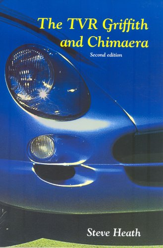 9780953033553: TVR Griffith and Chimaera