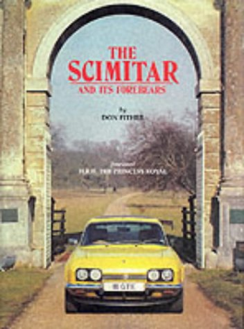 9780953072149: The Scimitar and Its Forebears