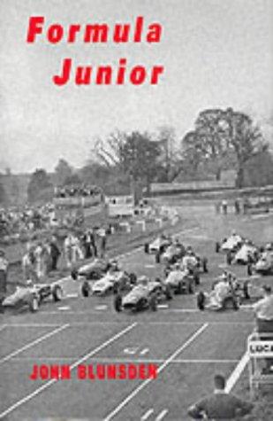9780953072156: Formula Junior